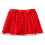 Okie Dokie® Tulle Tutu Skirt – Girls newborn-24m