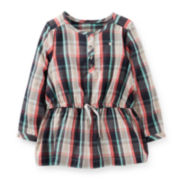 Carter's® Flannel Tunic – Girls 5-6x