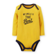 Carter's® Long-Sleeve Graphic Bodysuit – Boys newborn-24m