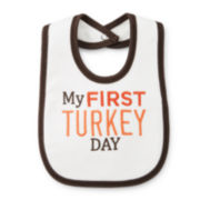 Carter's® Thanksgiving Day Bib – One Size