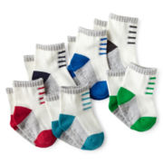 Carter's® 6-pk. Sneaker Socks – Boys newborn-24m