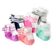 Carter's® 6-pk. Ballet Socks – Girls newborn-24m