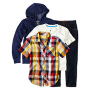 Arizona Short-Sleeve Tee, Fleece Hoodie or Skinny Jeans – Boys