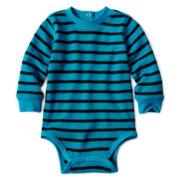Arizona Long-Sleeve Thermal Bodysuit – Boys 3m-24m
