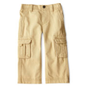Arizona Twill Cargo Pants – Boys 3m-24m