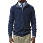 Haggar® Full-Zip Sweater
