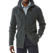 Haggar® Cardigan Sweater