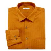 Van Heusen® Satin Stripe Dress Shirt