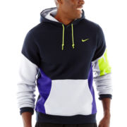 Nike® Colorblock Pullover Hoodie