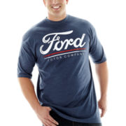 Ford Logo Tee–Big & Tall