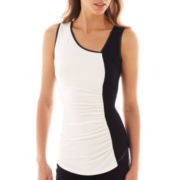 Bisou Bisou® Colorblock Tank Top