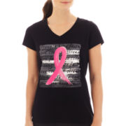Made For Life™ Short-Sleeve Breast Cancer Awareness Tee