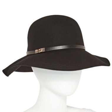 jcpenney.com | Scala Floppy Buckle Hat