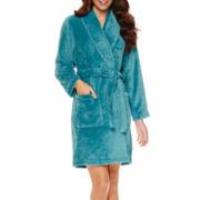 Comfort & Co Fleece Robe Sock Set