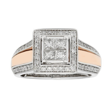 jcpenney.com | Womens 7/8 CT. T.W. White Diamond 14K Gold Bridal Set