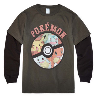 jcpenney.com | Pokemon Graphic Tee Boys 8-20