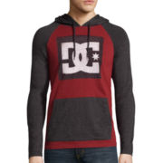 DC Shoes Co.® Spray Tan Long-Sleeve Pullover Hoodie