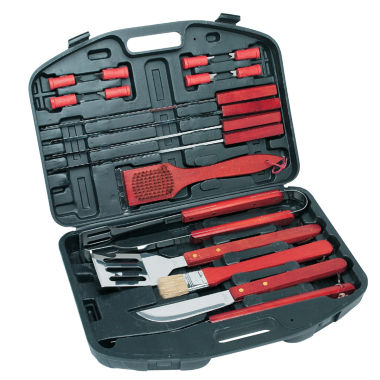 jcpenney.com | Natico 18 pc Deluxe BBQ Tool Set