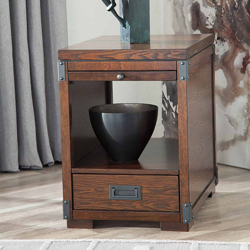 Signature Design by Ashley 1-Drawer End Table