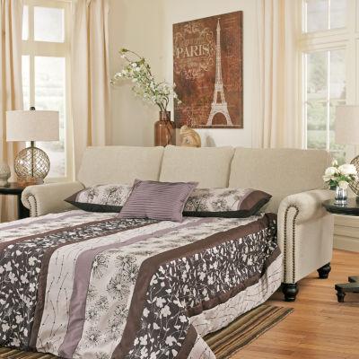 Milari Sofa Cozy Living Room Warm Beige And Whites Paint