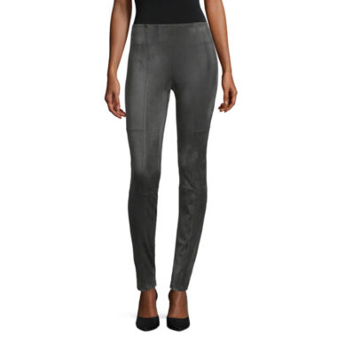 jcpenney.com | Worthington® Suede Leggings