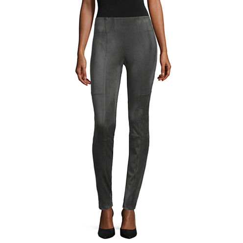 Worthington® Suede Leggings