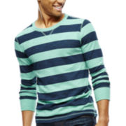 Arizona Striped Long-Sleeve Thermal Shirt