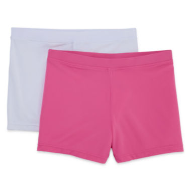jcpenney.com | Playground Pals® 2-pk. Shorts - Girls 7-16