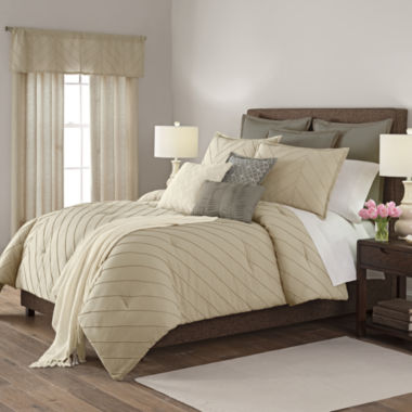 jcpenney.com | Home Expressions Arden 10-pc. Comforter Set & Accessories