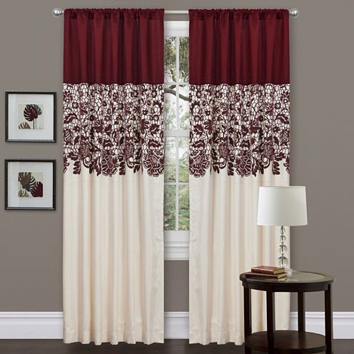Estate Garden Curtain Panel