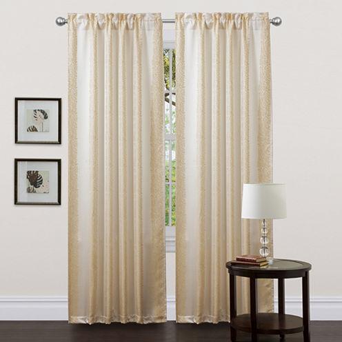 Rose Lane 2-Pack Curtain Panel