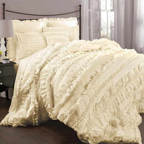 Lush Decor Belle 4-pc Comforter Set