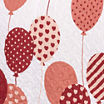 Lush Decor Flying Balloon Quilt Pink 2Pc Set