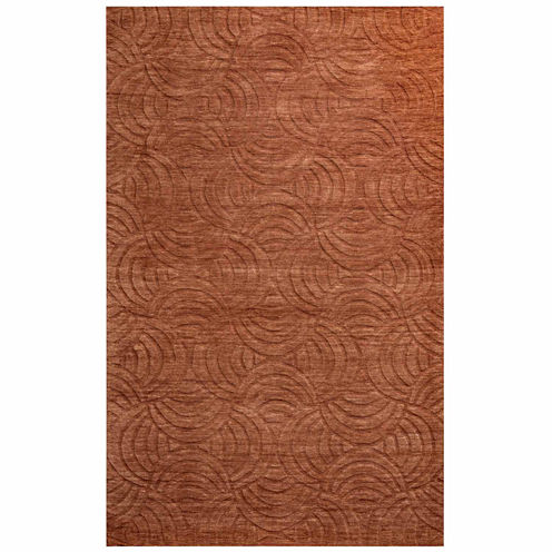 Rizzy Home Technique Collection Hand-Loomed Cora Geometric Area Rug