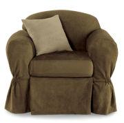 Maytex Microsuede 1-pc. Chair Slipcover
