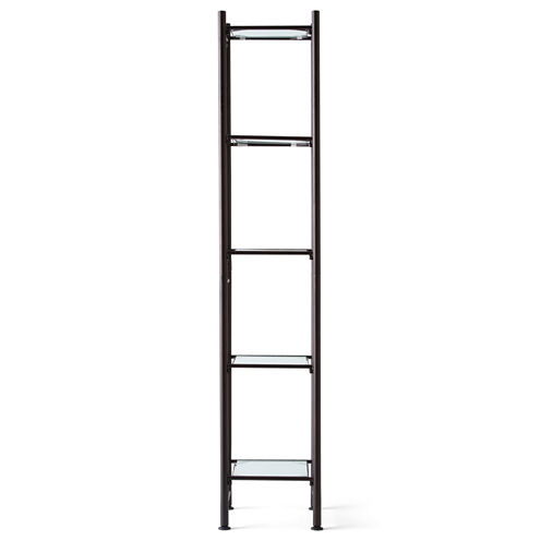 Camille 5-Shelf Bathroom Tower