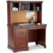 Darby Desk and Hutch Set