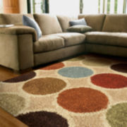 Concepts Collection Dynasty Shag Rectangular Rug