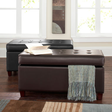 jcpenney.com | Chelsea Storage Bench