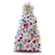 Glitter Brights Christmas Tree Collection