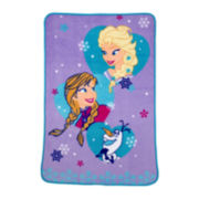 Disney Frozen Magical Sisters Blanket