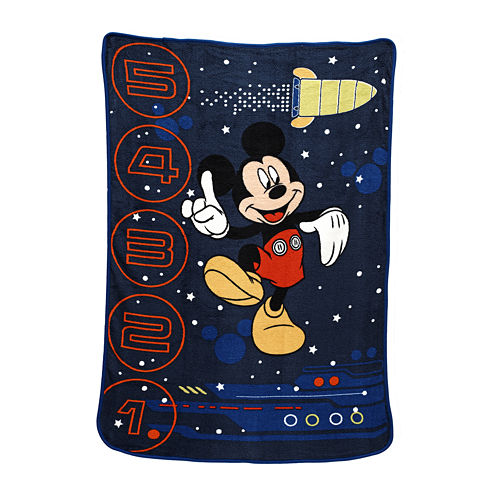 Disney Mickey Mouse Zero Gravity Blanket