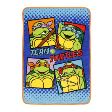 jcpenney.com | Teenage Mutant Ninja Turtles Talking Blanket