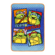 Teenage Mutant Ninja Turtles Talking Blanket