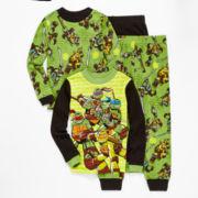 Teenage Mutant Ninja Turtles 4-pc. Pajama Set - Boys 4-10