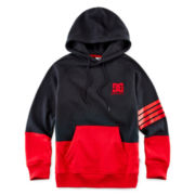 DC Shoes Co® Blocked Fleece Pullover Hoodie - Boys 8-20