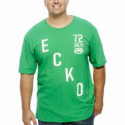 Ecko Unltd.® Short-Sleeve Graphic Tee- Big & Tall