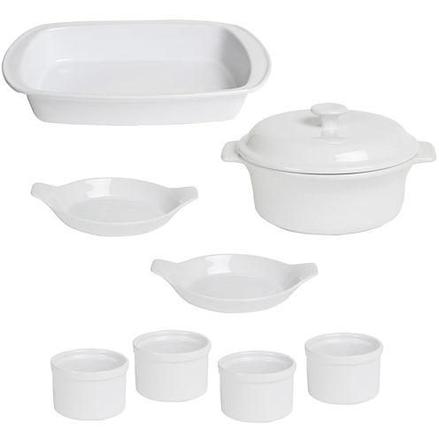 Anchor Hocking Company™ 9-pc. Ceramic Bakeware Set