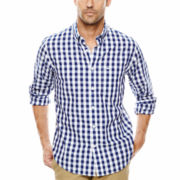 Dockers® Long-Sleeve Gingham Button-Front Shirt