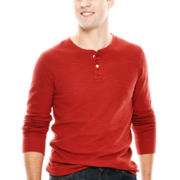 Arizona Slub Thermal Henley